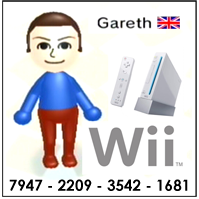 Nintendo Wii Code